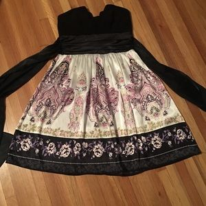 Great condition silky dress